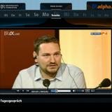 Tagesgespräch im Bayerischen Rundfunk